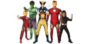 Avengers 3: Infinity War Kostüme