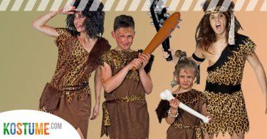 Steinzeit-Kostüm