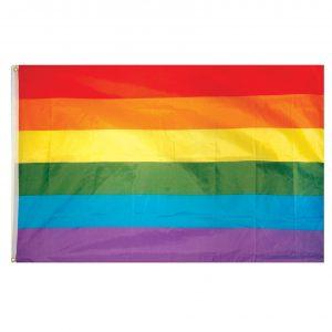 Regenbogenfahne CSD