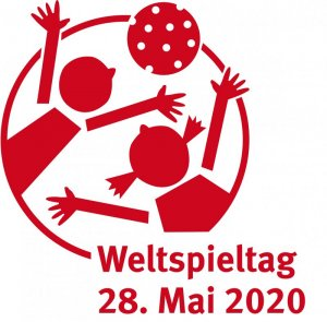 Internationaler Weltspieltag Logo 2020