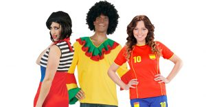 Fußball Kostüme