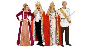 Könige Kostüme