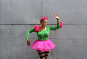Kaktus Kostüm selber machen