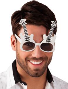 Gitarren-Brille