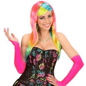 Rainbow Perücke