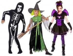 Halloween Kinderkostüme