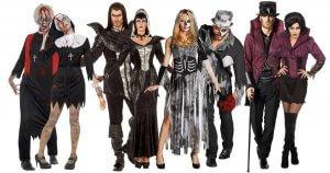 Ideen für Paarkostüme Halloween