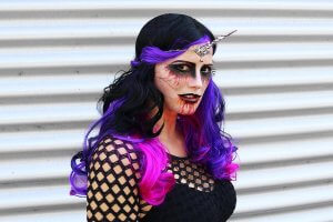 Halloween Horror Einhorn DIY Kostüm