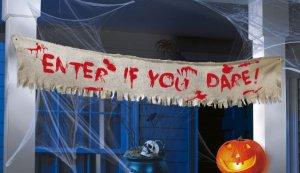 Natascha Ochsenknecht - Halloween Banner