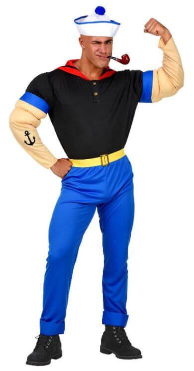 Darts Kostüme - Popeye Kostüm