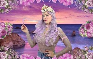 Meerjungfrau Krone DIY