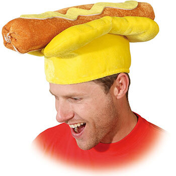 Hot Dog Mütze