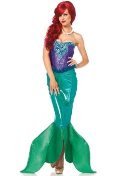 Meerjungfrau Krone - Kostüm
