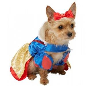 Tiere im Kostüm - Hundeprinzessin