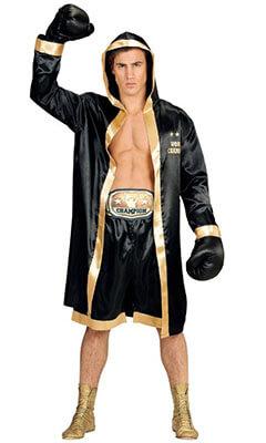 dschungelcamp kostüme - boxer kostüm