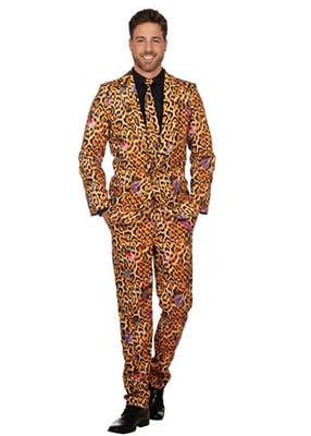 dschungelcamp kostüme - prince damien partyanzug