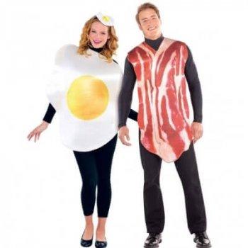Kostümideen für Paare - English Breakfast