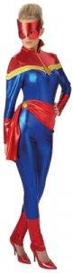 Filmstart Captain Marvel - Kostüm