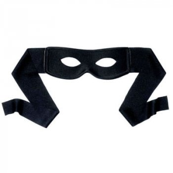 Panzerknacker Kostüm selber machen - Augenmaske