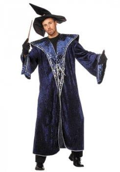 Walpurgisnacht - Zauberer Kostüm