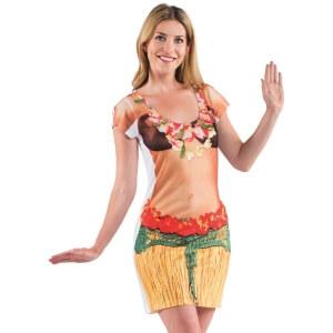 Mallorca Kostüm - Hawaii shirt
