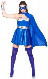Superheldin Kostüm