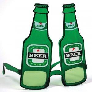Accessoire - Bierbrille