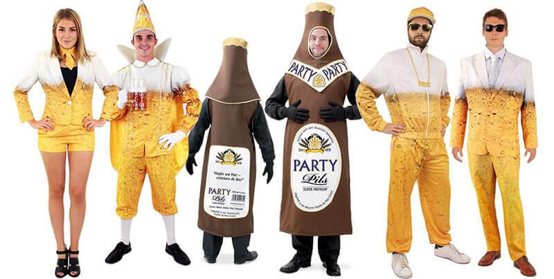 Mallorca Kostüme Bier kostüme