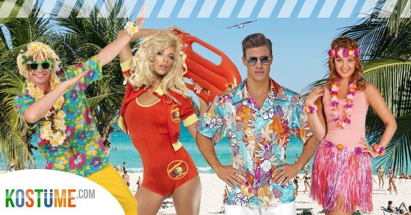 Mallorca Kostüme und Deko Ideen