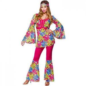Kostümreiten - Hippie Kostüm