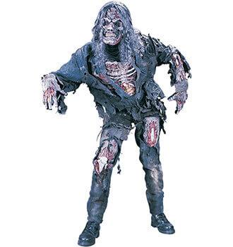 The Walking Dead - Zombie Kostüm