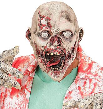 The Walking Dead - Zombie Latexmaske