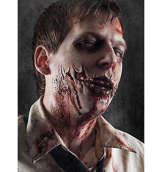 The Walking Dead - Zombie Wunde