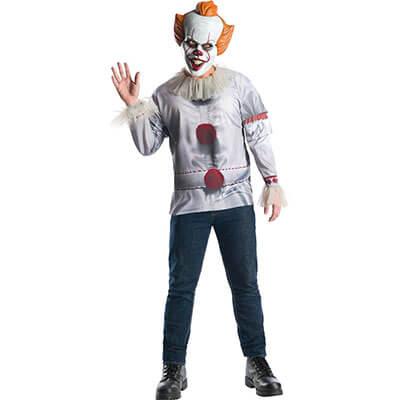 Halloween Kostüom Trends ES - Pennywise Lizenz Kostüm