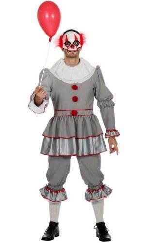 Horror Clown Halloweenkostüm