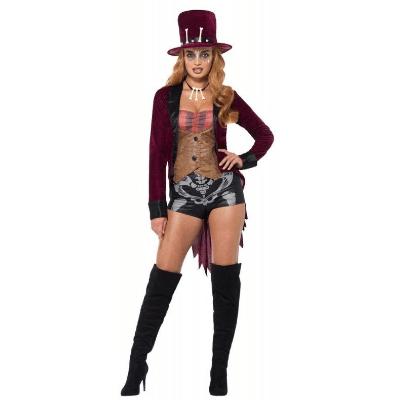 Vodoo Kostüm für Damen - Lady Leandra