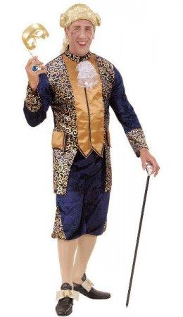 Venezianisches Kostüm Karneval