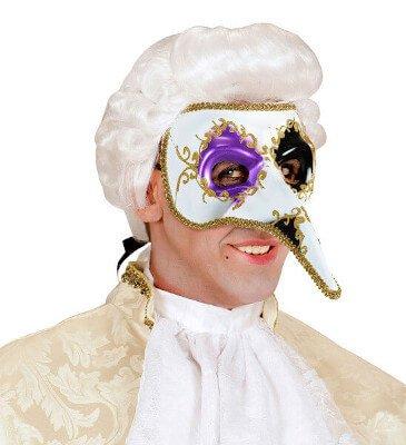 Maske Schnabelmaske Herren