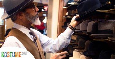 Wie kann ich meinen Hut wieder passend machen