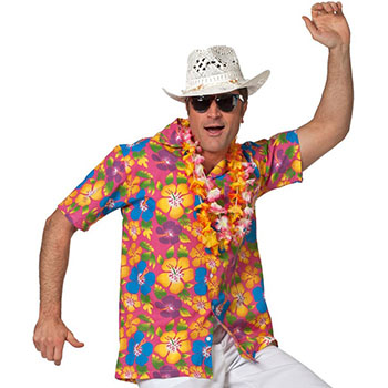 Bierkapitän Kostüm - Crewman Hawaii Shirt