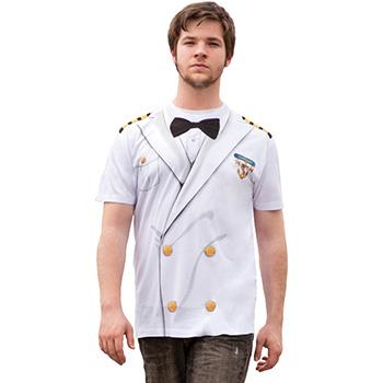 Bierkapitän Kostüm - Crewman Shirt
