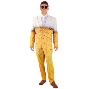 Bierkapitän Kostüm - Bier Anzug