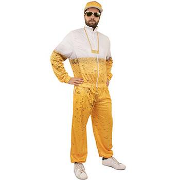 Bierkapitän Kostüm - Swag - Bier Trainingsanzug