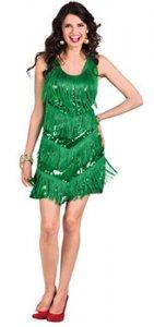 Cordula Grün Kostüm - 20er Jahre Flapper Cordula_schmal