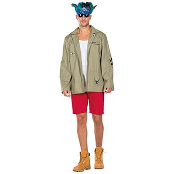 Dschungelcamp Kostüme - Dschungelkönig
