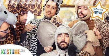 Tierkostüme Karneval Top 10 Kostüme