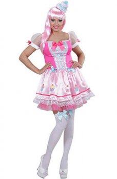 Karneval Kostüm Trends - Sexy Candy Girl