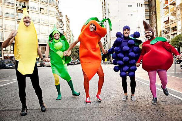 Kostüm Trends 2020 - Gruppenkostüme