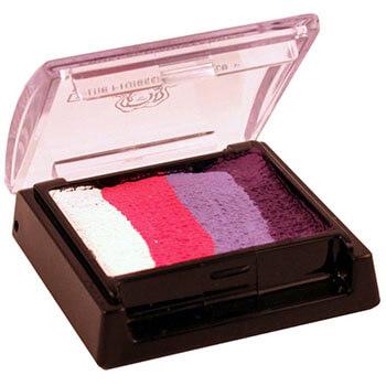 Reh schminken - Make-up Palette