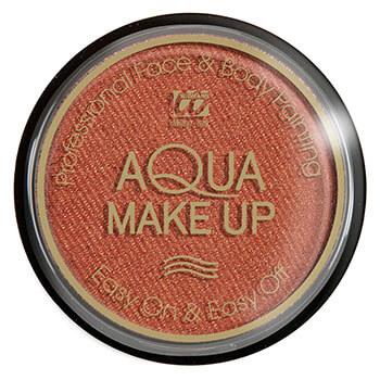 Reh schminken - Make-up bronze